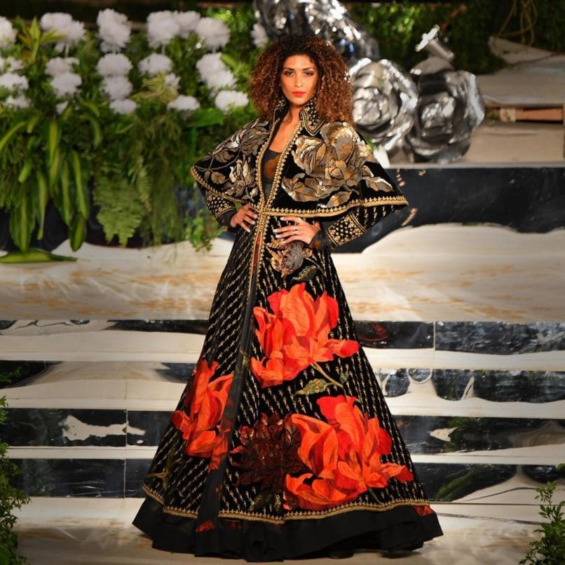 Rohit Bal. Image: Courtesy Instagram