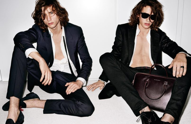 Pairing Watch Suit: Burberry