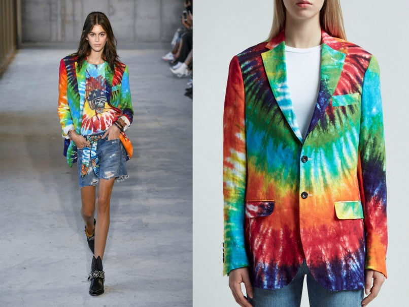 R13 spring runway look and product image