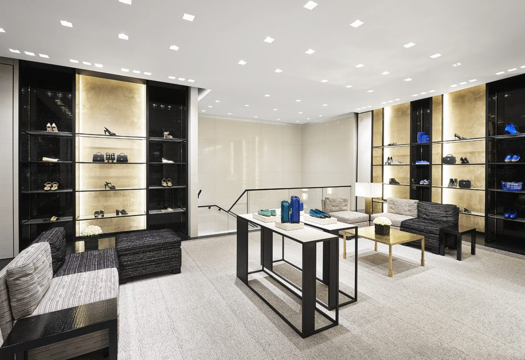Chanel's new boutique at The Chanakya, New Delhi
