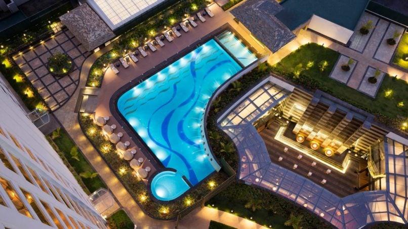 Marriott Whitefield Bengaluru. Best bleisure hotels