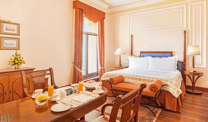 Oberoi Grand Kolkata. Best bleisure hotels