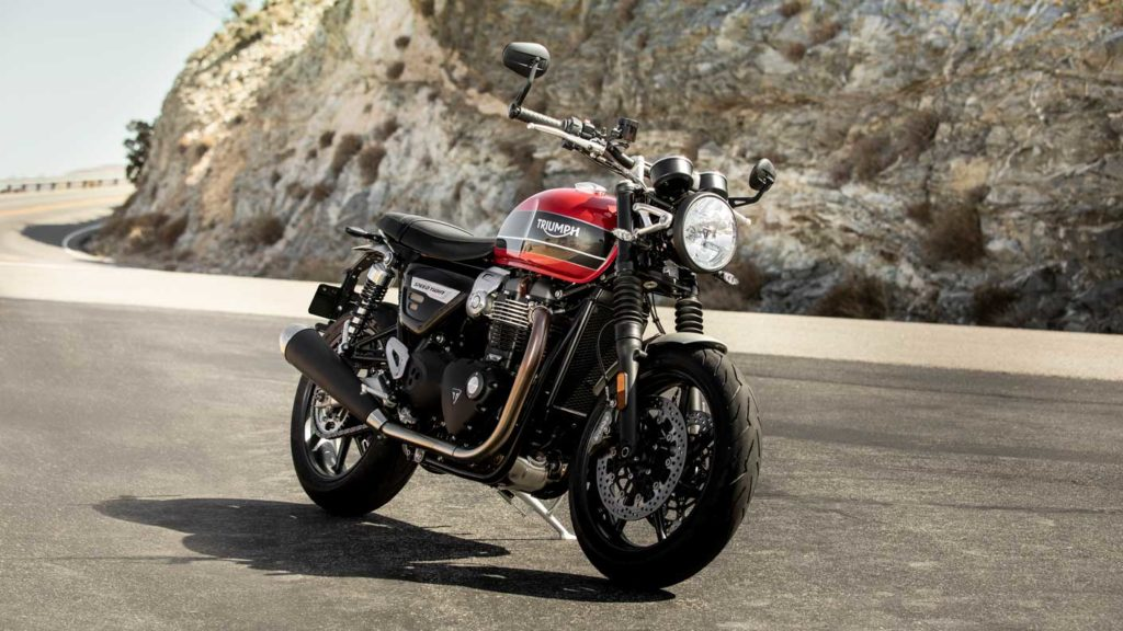 2019 Triumph Speed Twin