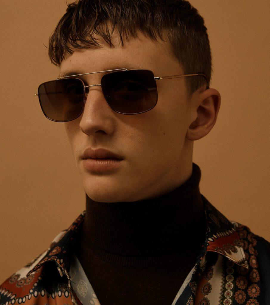 top bar sunglasses men