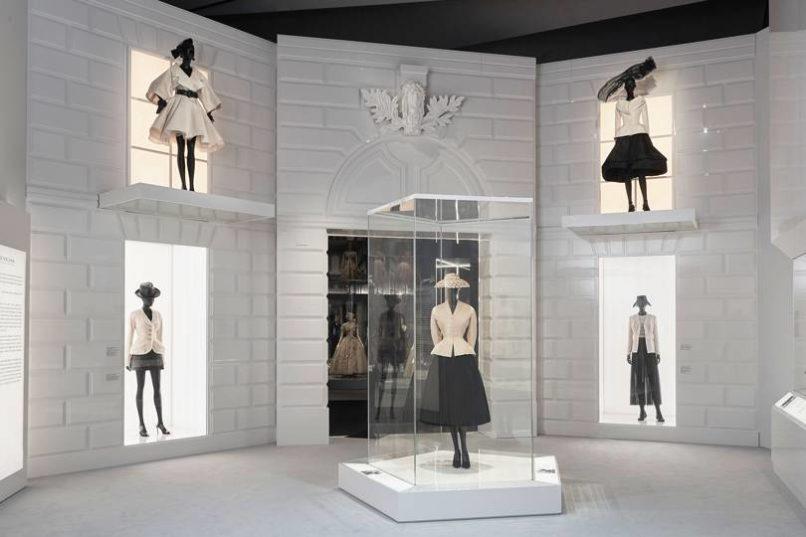 Christian Dior Designer of Dreams Exhibition V&A