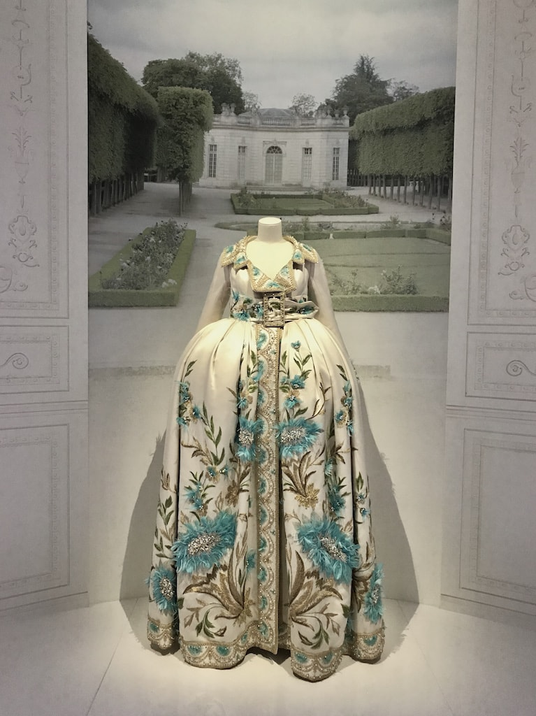 The Christian Dior Designer of Dreams Exhibition at the V&A