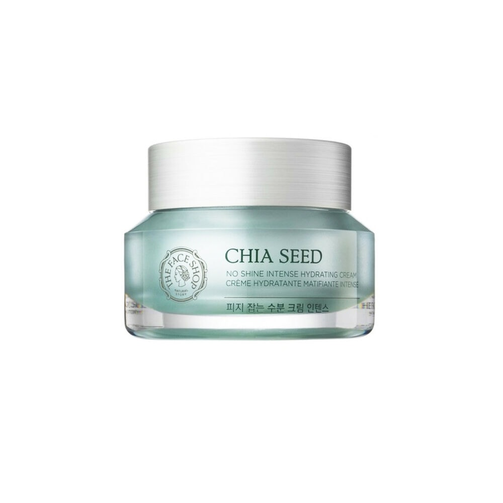 The Face Shop Chia Seed No Shine Hydrating Cream Gel, Rs 2050
