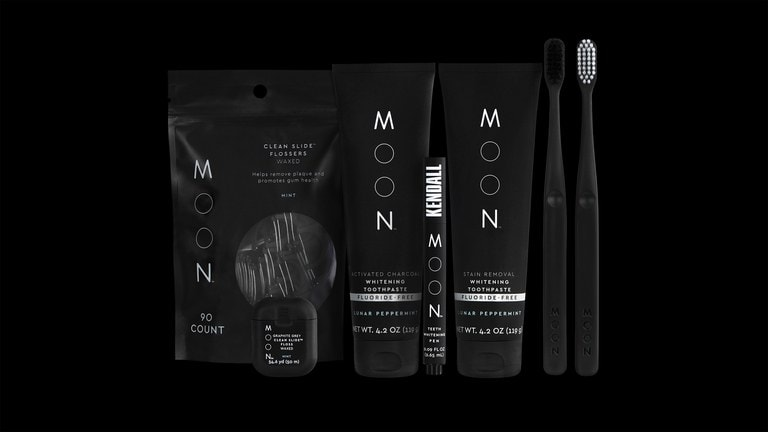 Kendall Jenner Moon Oral Care