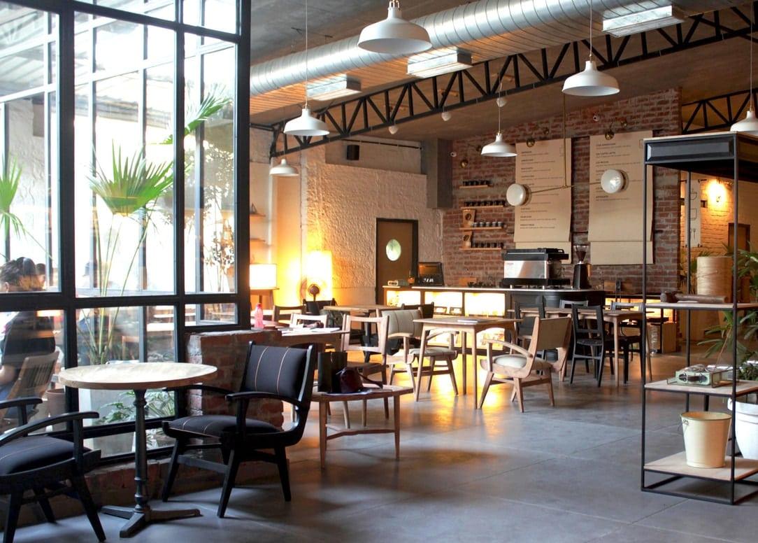 Dhanmill Compound Cafe Dori