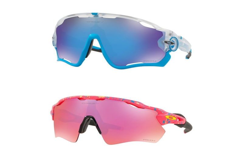 Oakley crystal pop shades