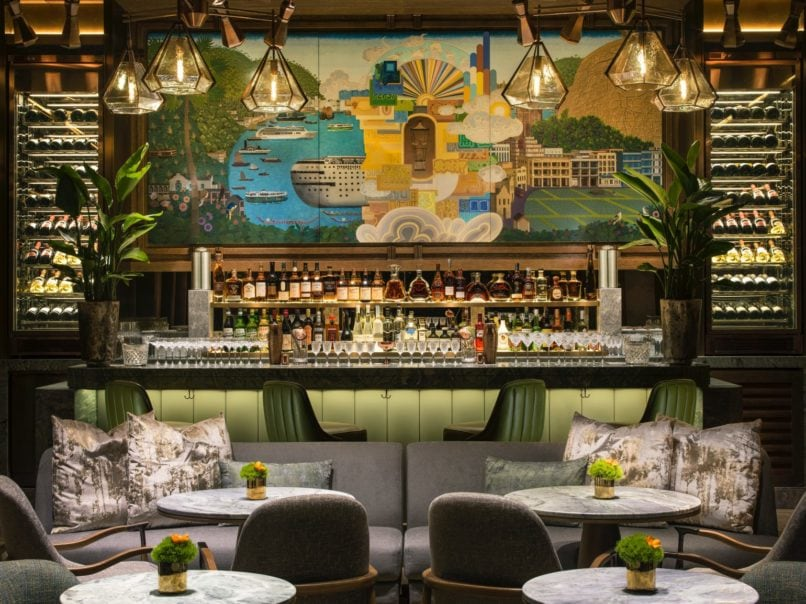 Where to drink in Hong Kong - St Regis Bar