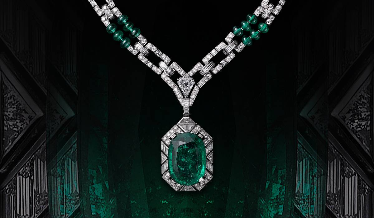 May birthstone: Cartier