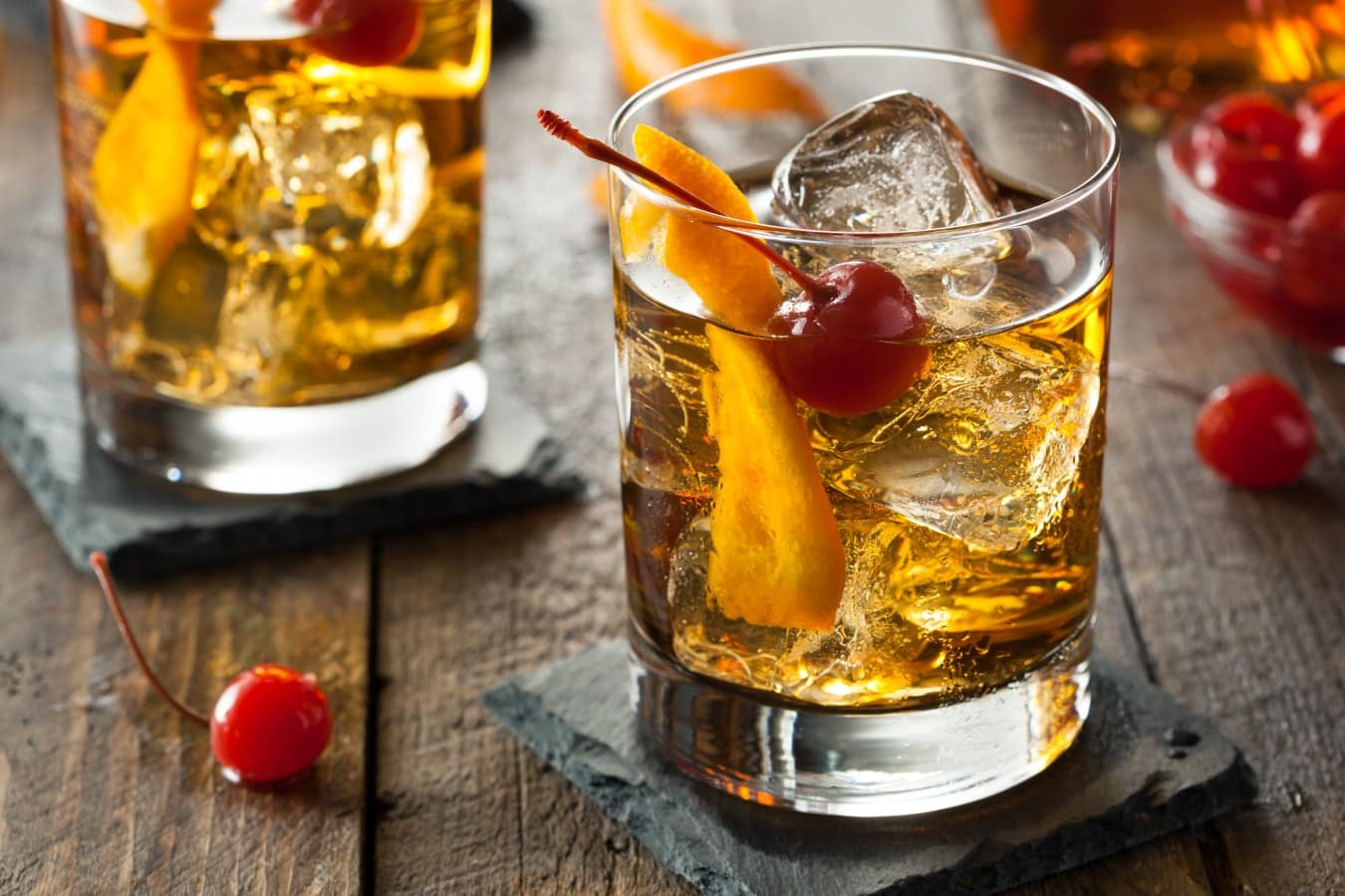 cocktails like old fashioned