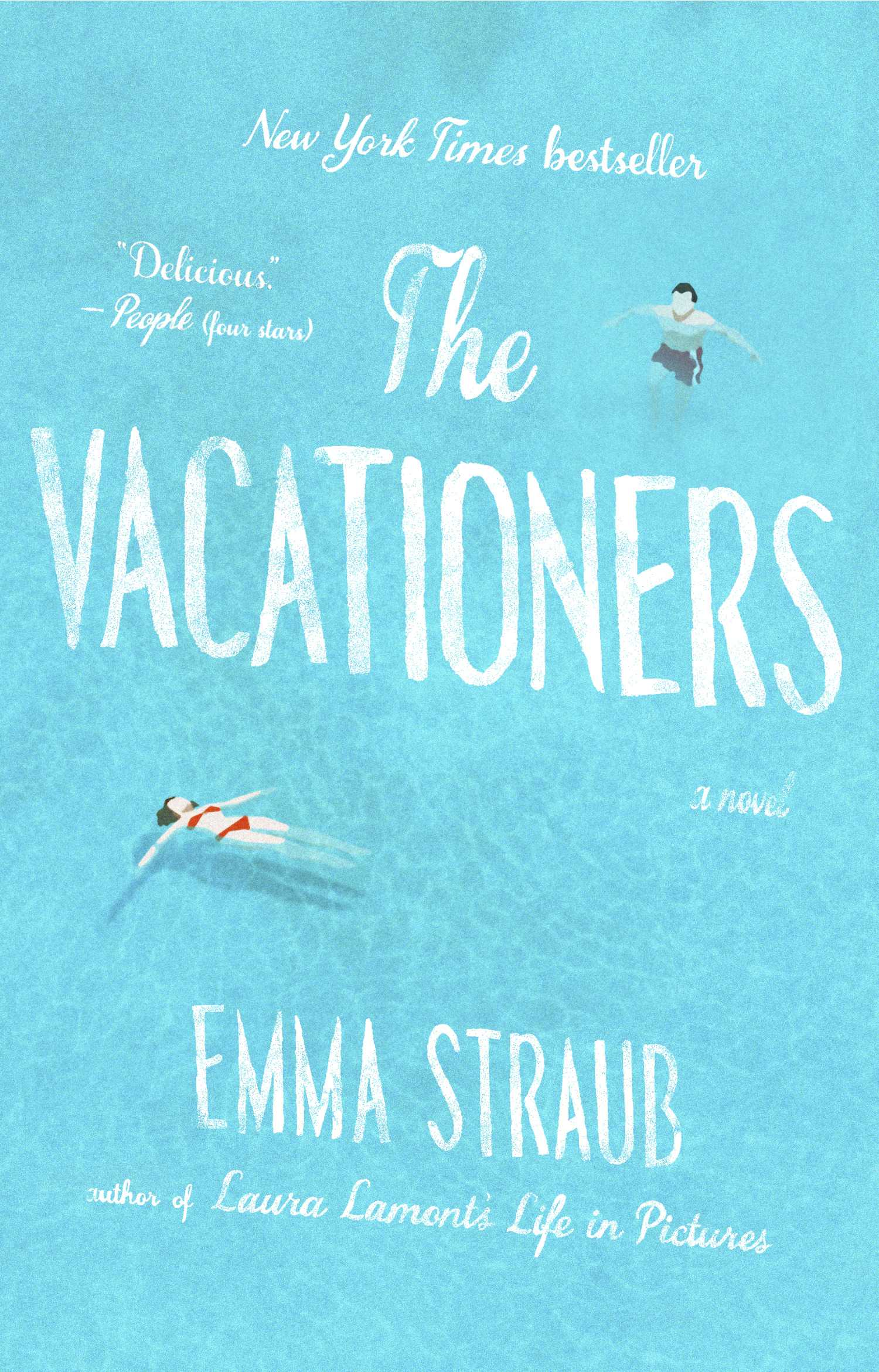 books to read when travelling. the vacationers