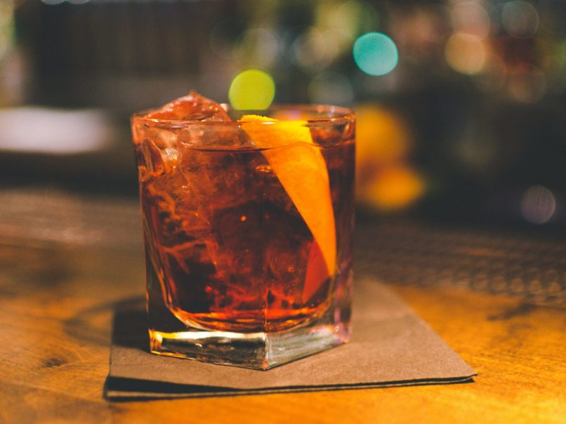 where to drink in Hong Kong - Negroni Week