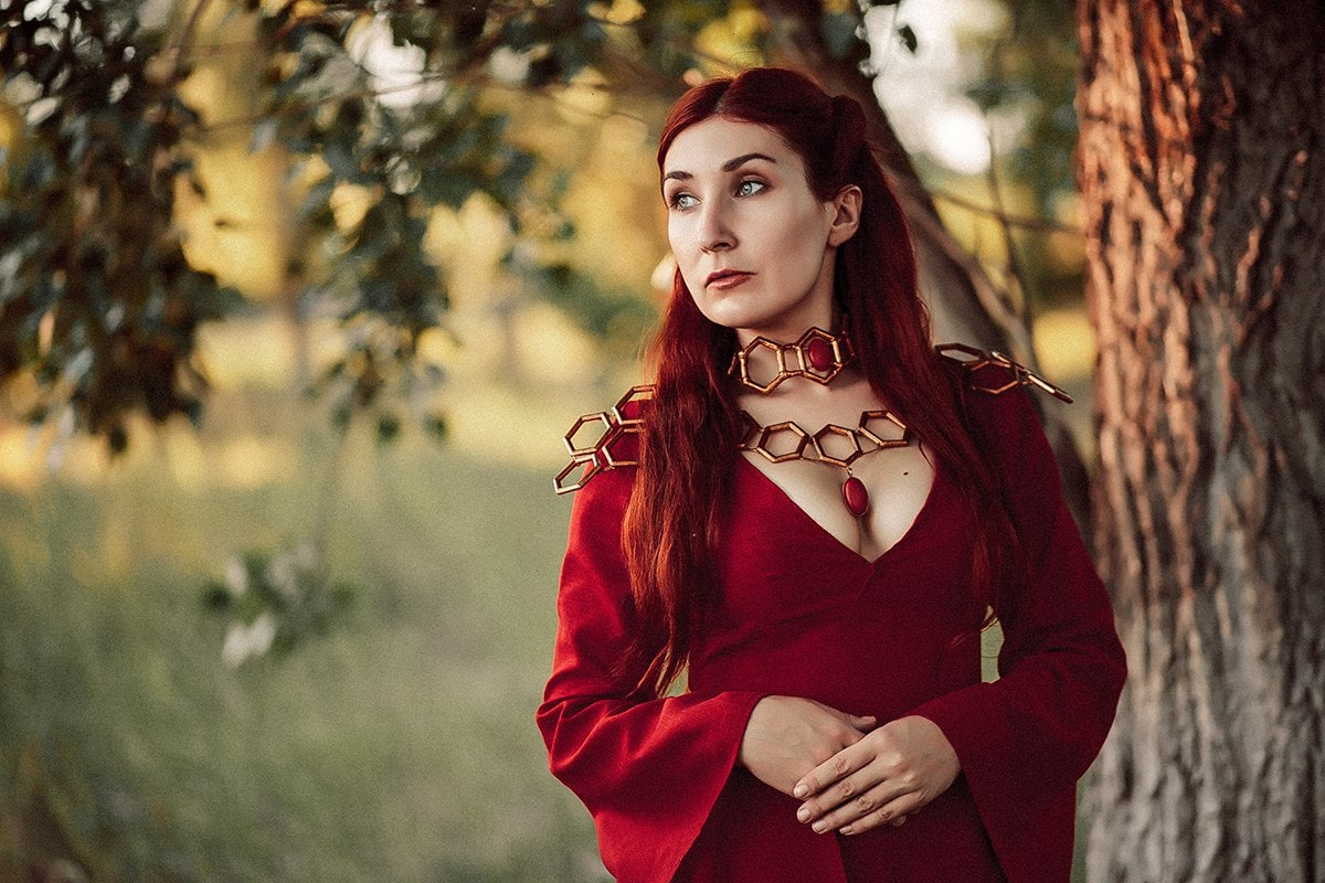 Game of Thrones, The Red Woman, Melisandre