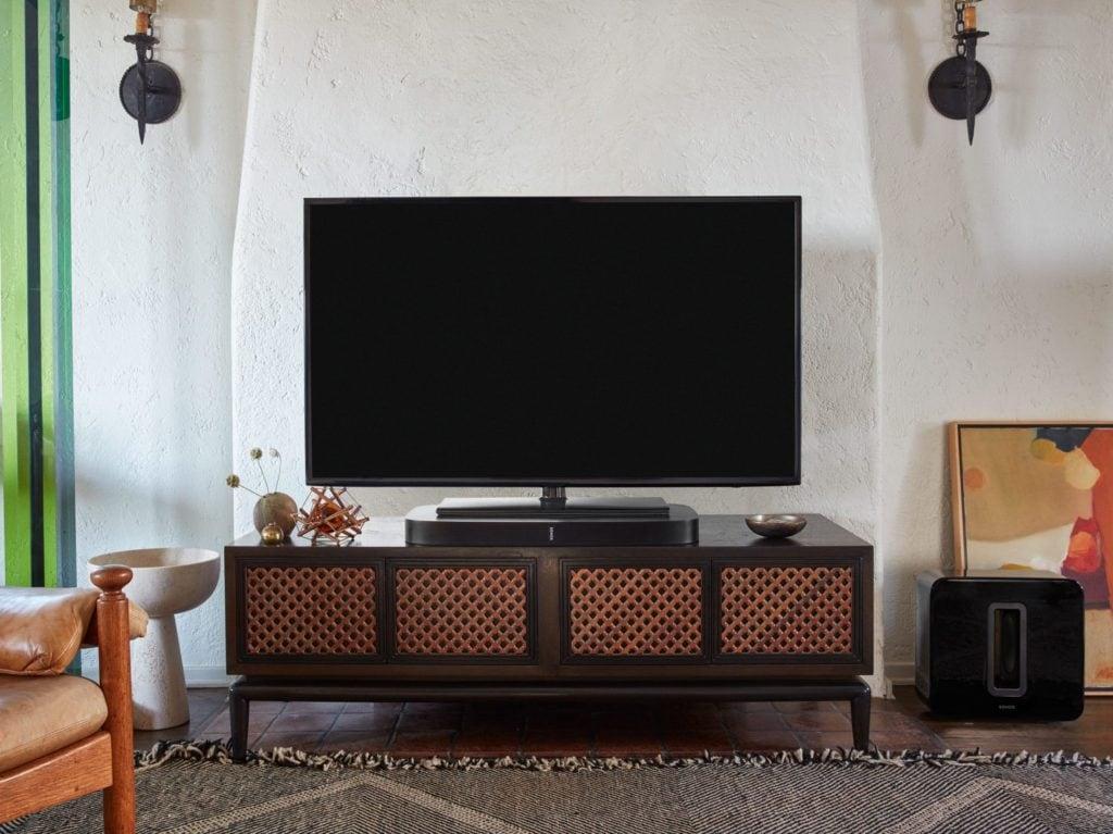 Sonos Playbase and Sub