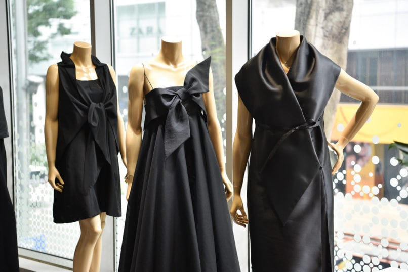 Exhibition of designer, Thomas Wee's designs
