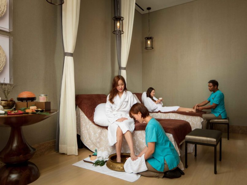 Things to do in macau - Tria Spa