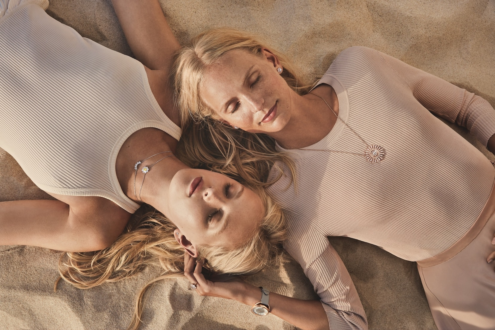Swarovski Mother's Day collection campaign