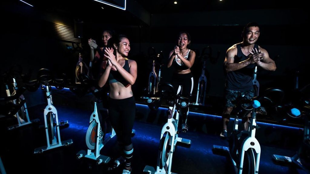 Image result for spin classes