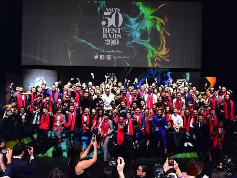 Asia's 50 Best Bars 2019