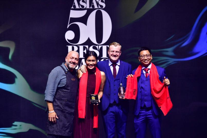 Bangkok bars Asia's 50 Best Bars 2019