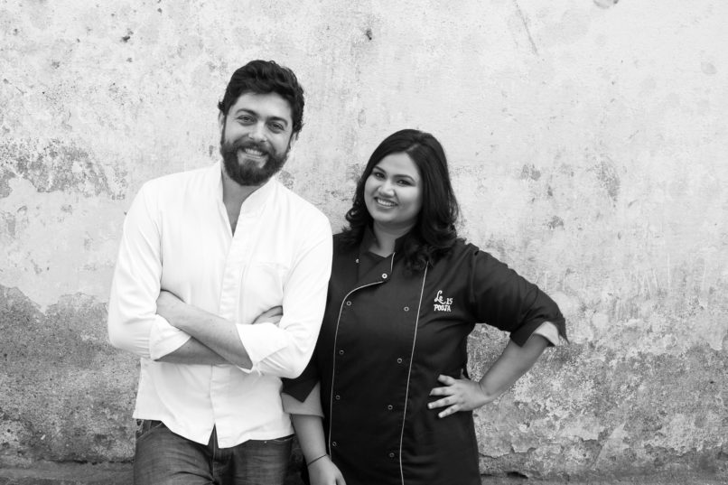 Chef Pablo, Le 15 Cafe, Mumbai