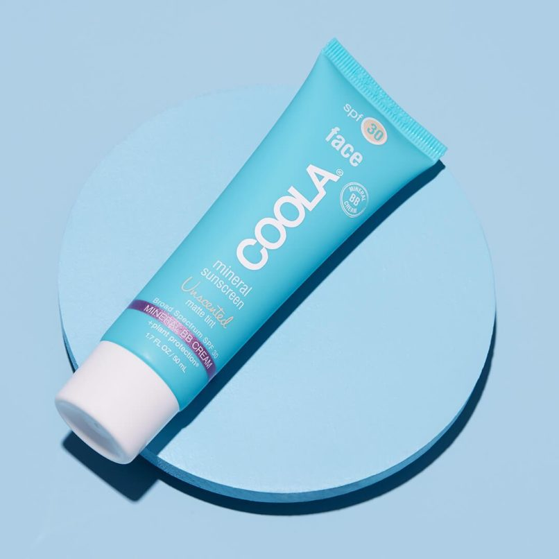 Mineral Sunscreen Unscented Matte Tint