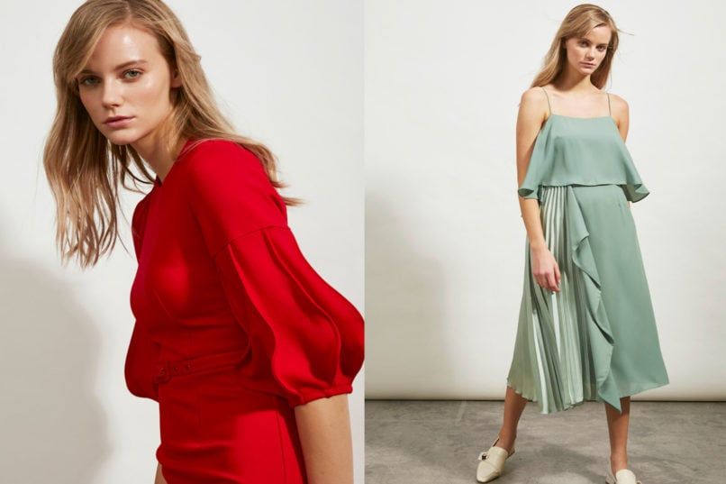 Collate fashion looks