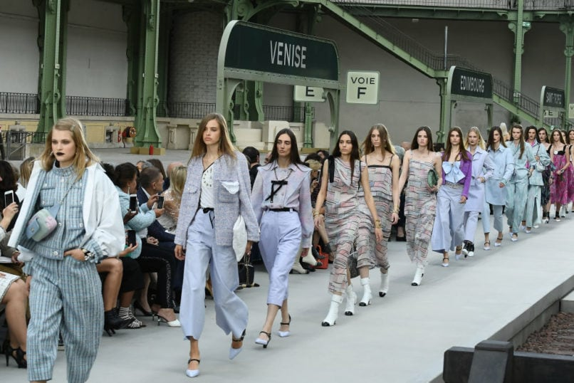 Chanel Cruise 2020 collection
