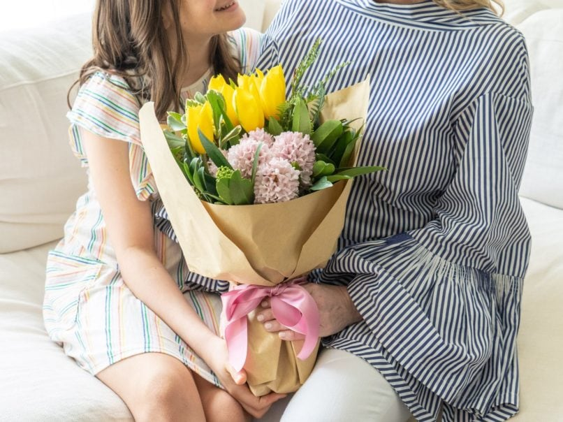Mother's Day flowers - Bydeau