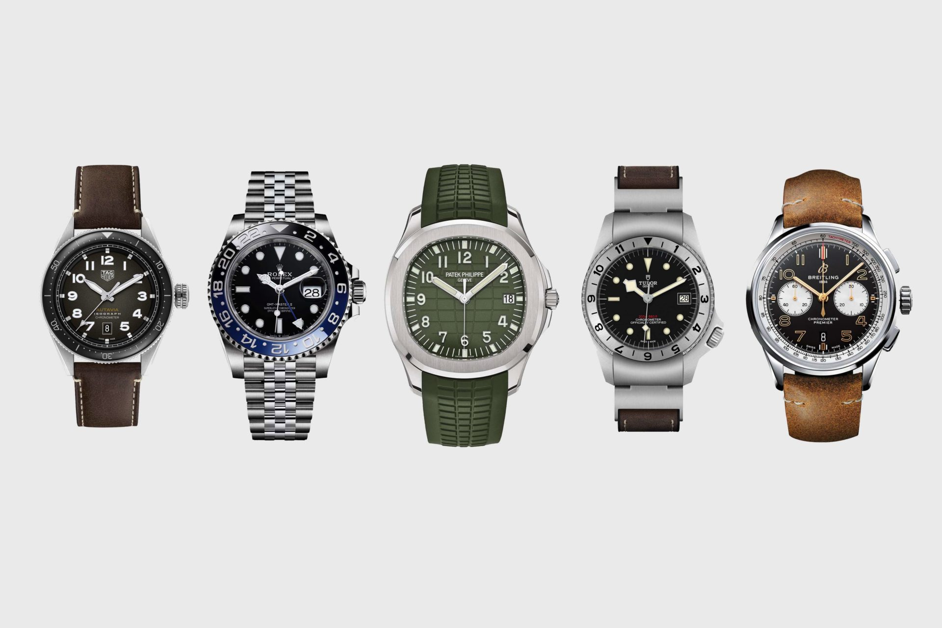 new watches for travellers