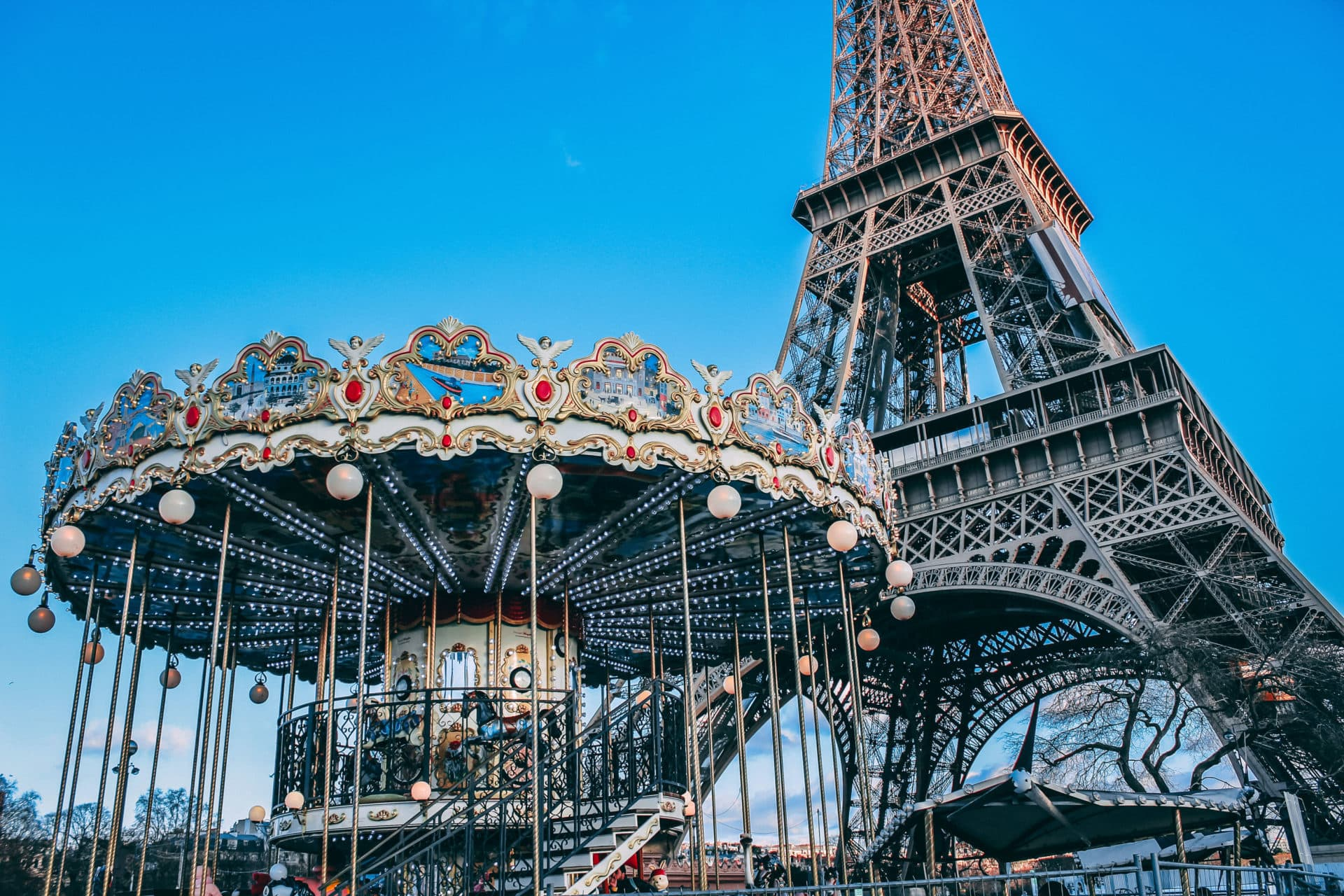 top 10 Instagrammable places in Paris