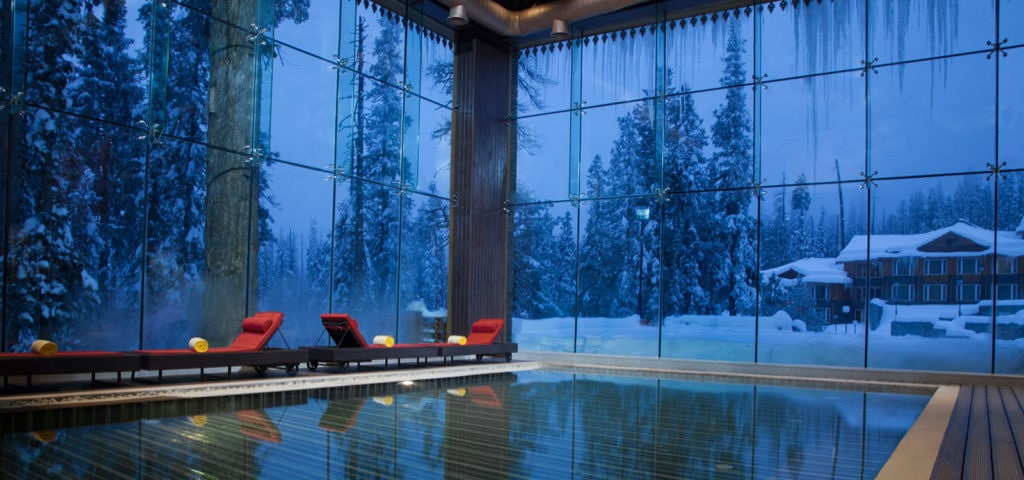 The Khyber Himalayan Resort and Spa, Gulmarg