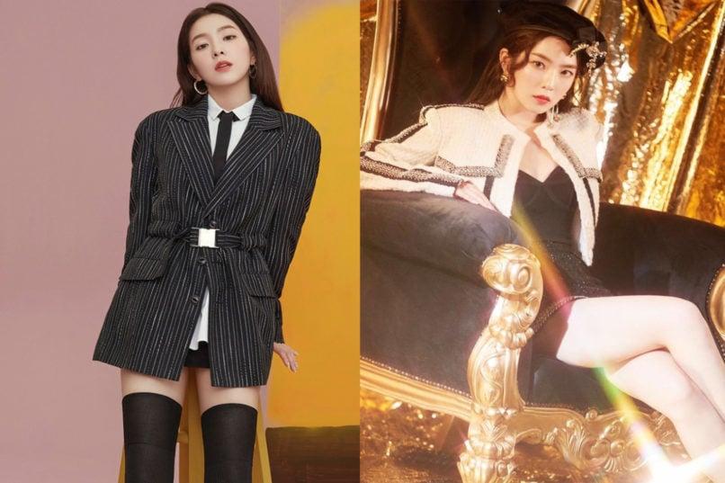 Irene's fashion looks