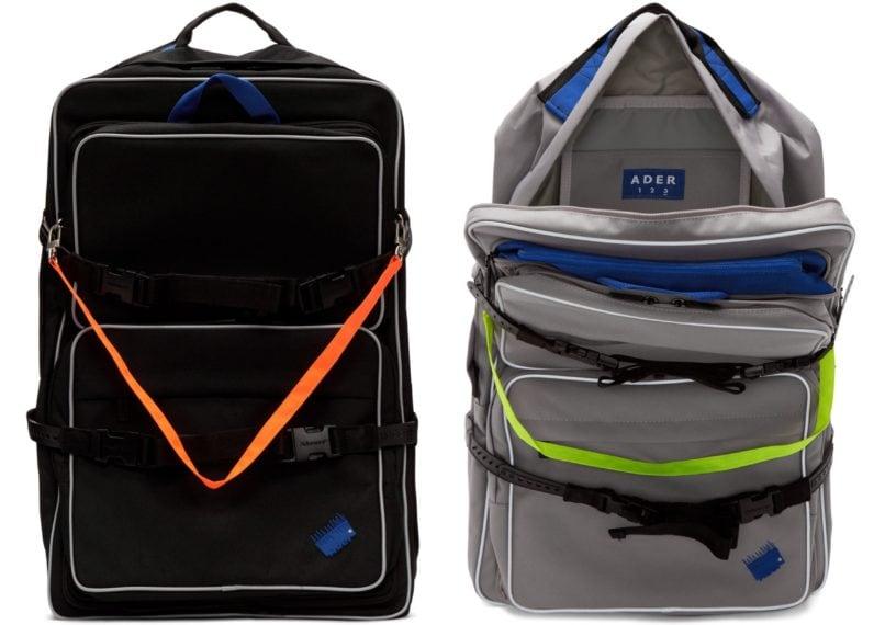 Ader Error Multiple backpack
