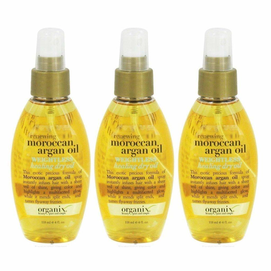OGX Moroccan Argan Oil Weightless Healing Oil Spray
