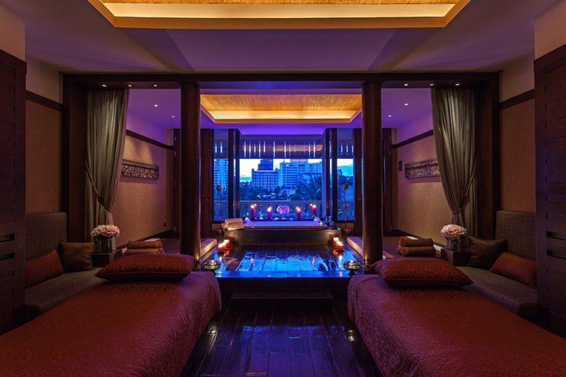 Best Spas in Bangkok The Peninsula Bangkok Spa Rainy Reason