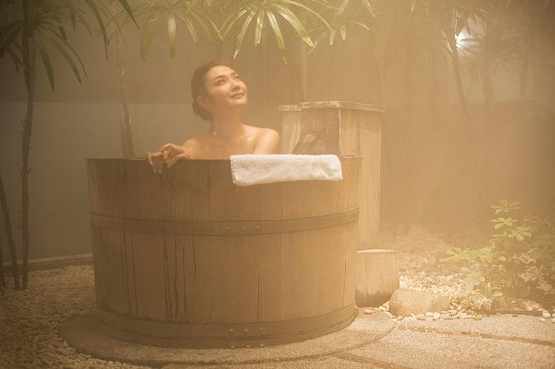 Best Spas in Bangkok: Yunomori Onsen Bath