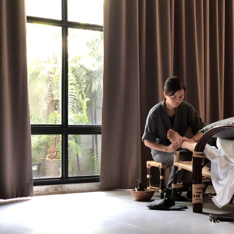 Best Spas in Bangkok: Thai foot massage