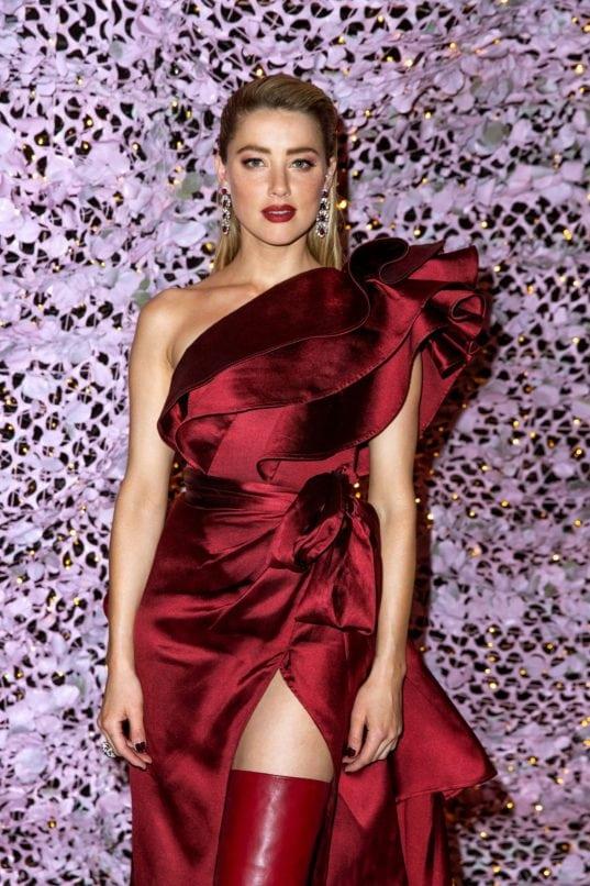 Amber Heard at Chopard LOVE Night. Image: Courtesy Chopard