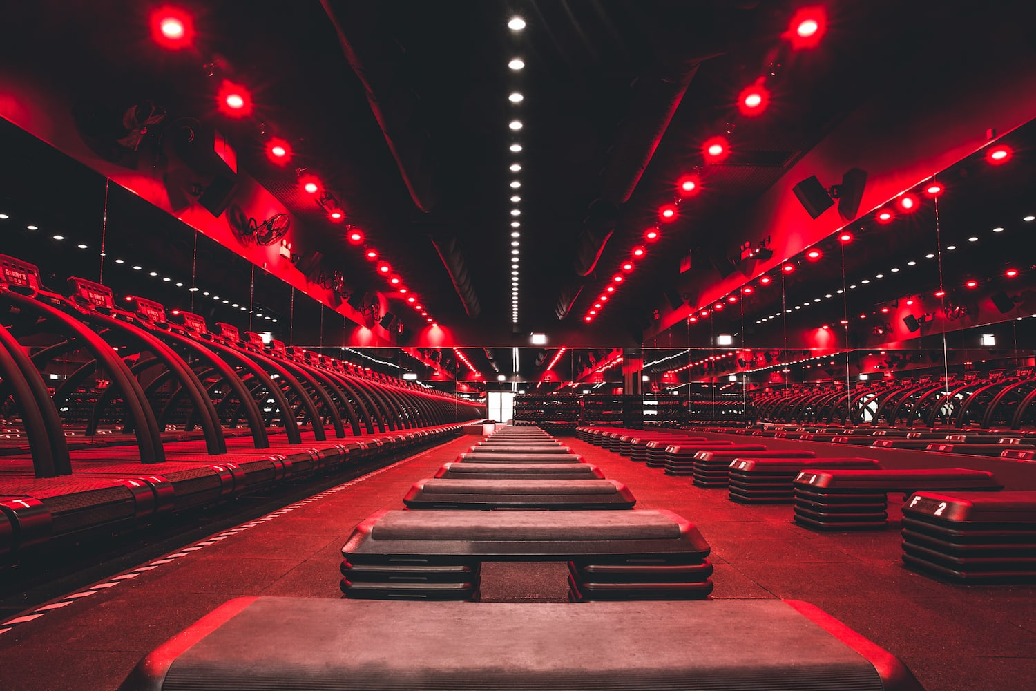 Barry's Bootcamp Singapore