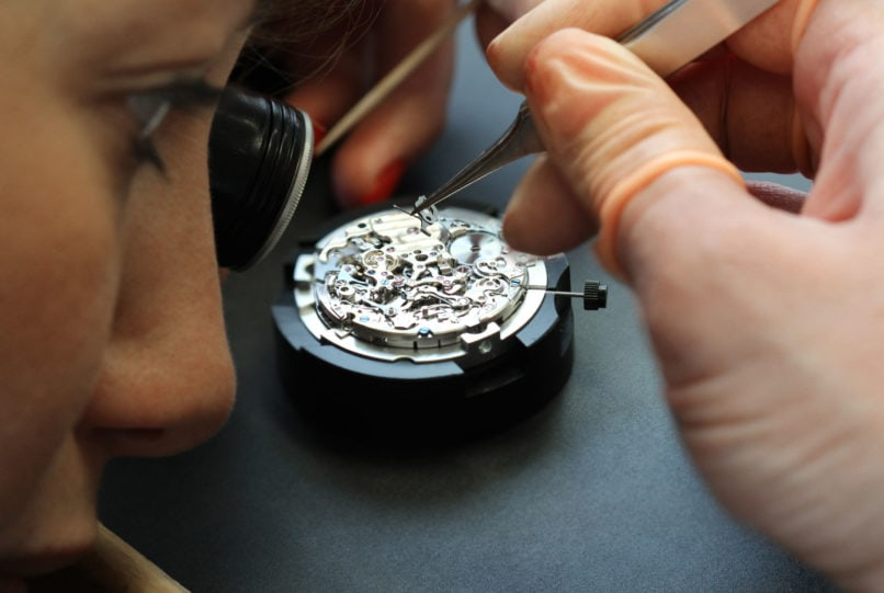 Making of Faberge Visionnaire Chronograph