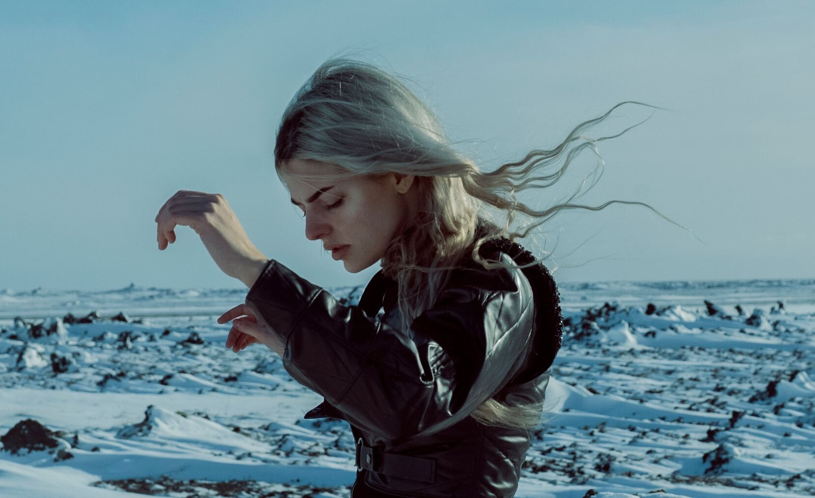 Myrka fall winter 2017 campaign shoot