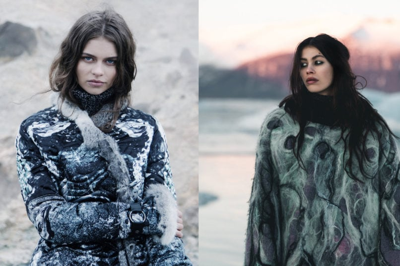 Design looks from Myrka fall winter 2017