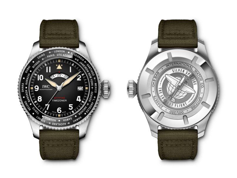 Spitfire Pilot's Watch