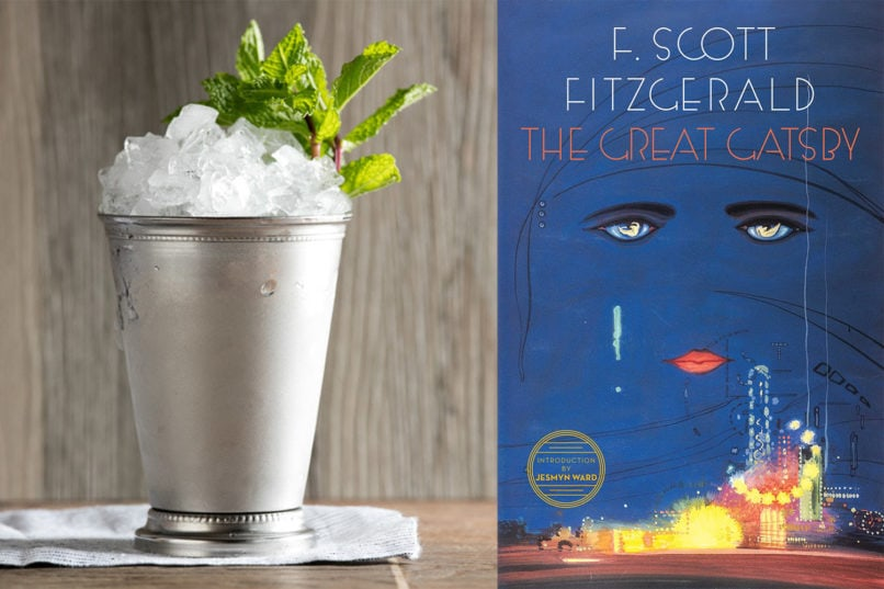 Cocktails from Famous Novels: Mint Julep
