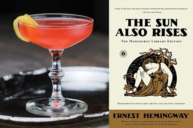 Cocktails from Famous Novels: Jack Rose