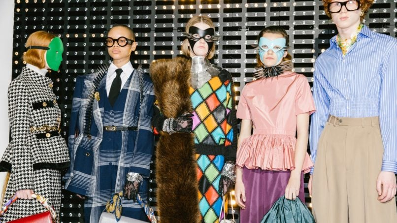 Gucci 2019 Milan Fashion week